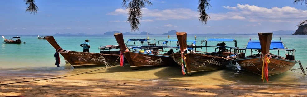 Discover the best dive centers in Koh Lanta