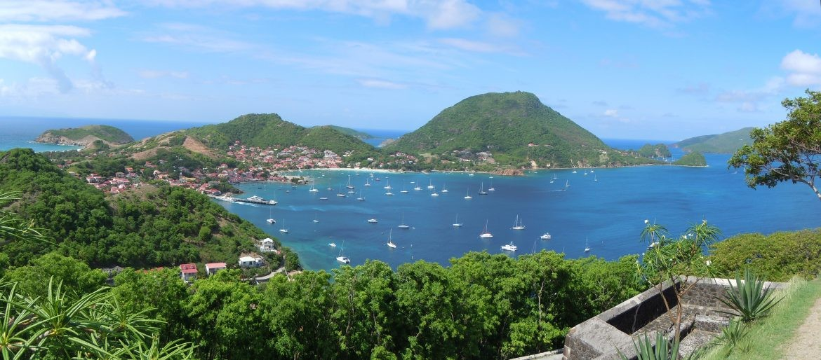 Dive The Saintes Island Guadeloupe French Antilles