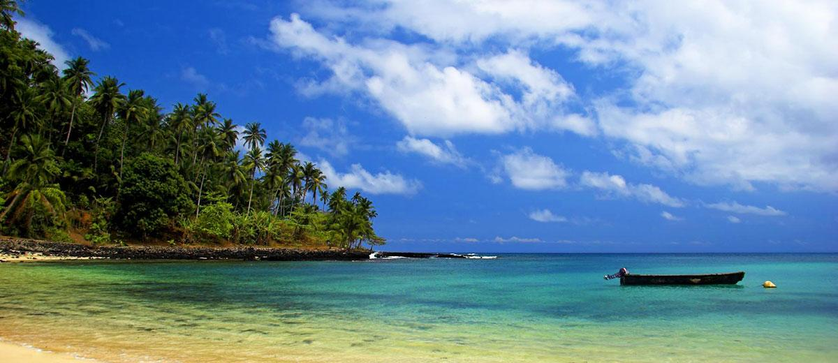 Discover the best dive centers in Sao Tome and Principe