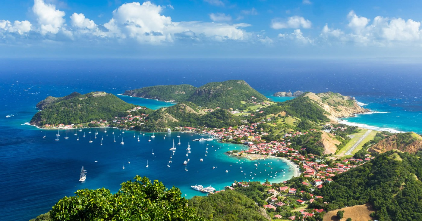 Discover the best dive centers in Guadeloupe