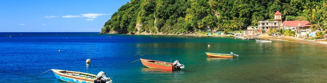 Discover the best dive centers in Dominica