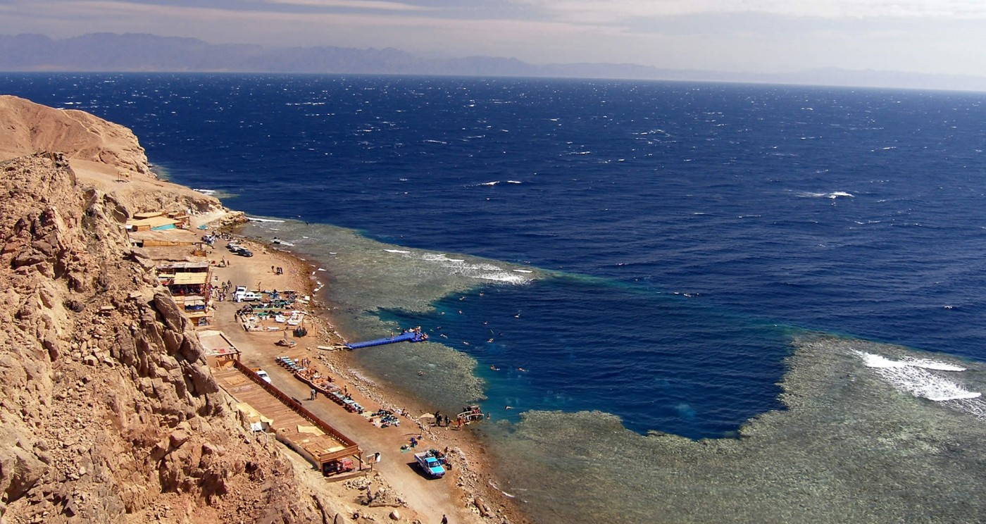 Discover the best dive centers in Dahab