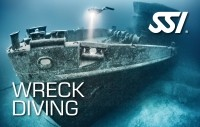 SSI Wreck Diving Specialty Course