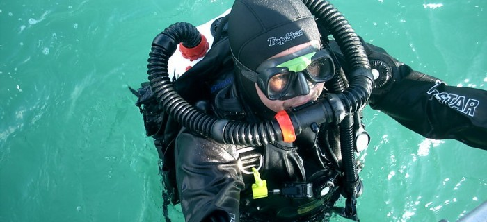 SSI Open Water Rebreather Diver