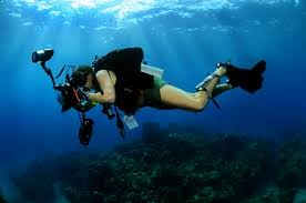 CMAS Underwater Photography Specialist course