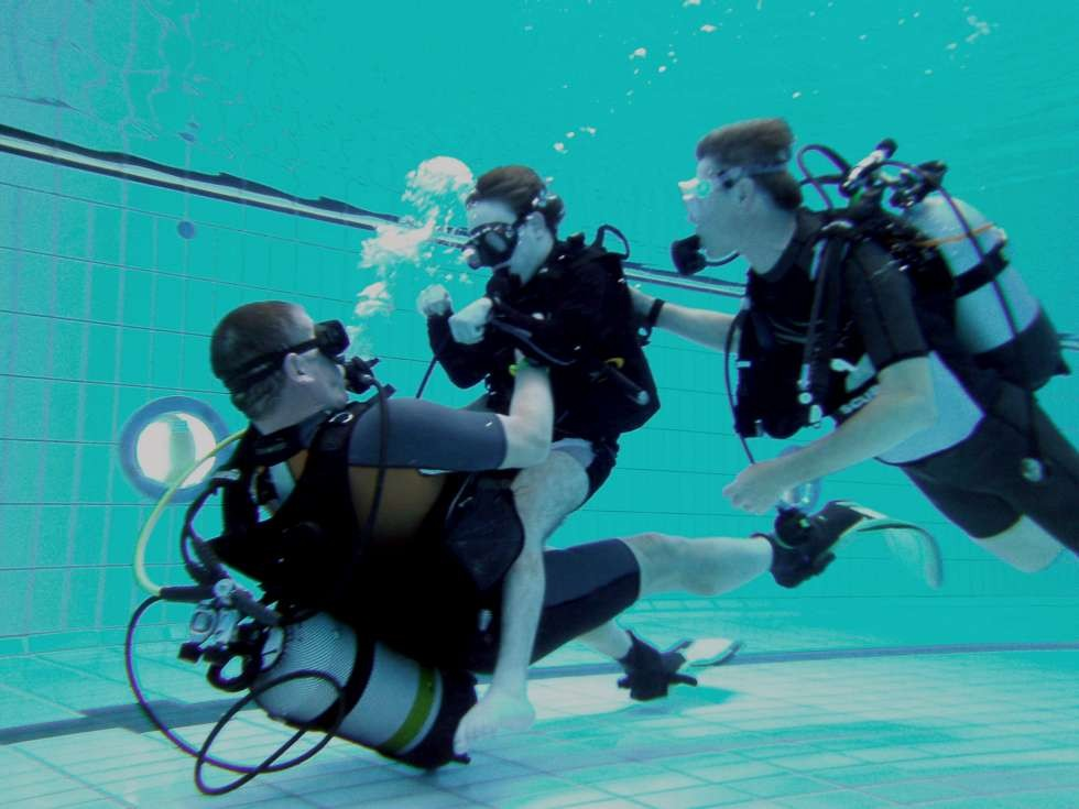 Diving Baptism - Discover Scuba Experience