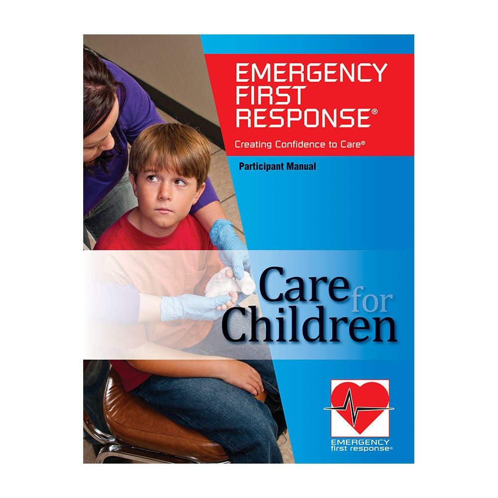 Emergency First Response care for children Course
