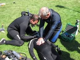 Padi Emergency oxygen provider Specialty Course