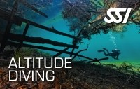 SSI specialty Altitude Diving