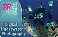 SSI Underwater Photography specialty course
