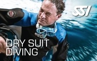 SSI specialty Dry Suit diving