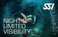 SSI Night and limited visibility specialty course