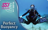 SSI Perfect Buoyancy specialty course
