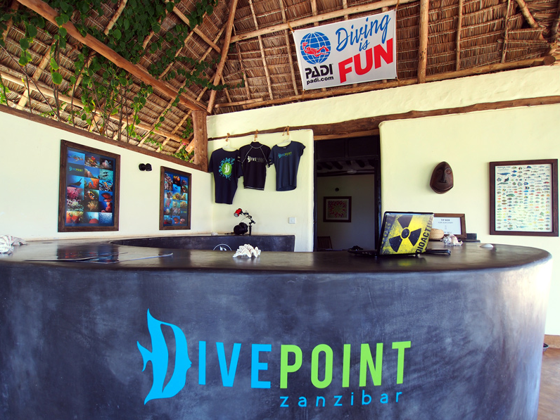 Dive Point Zanzibar