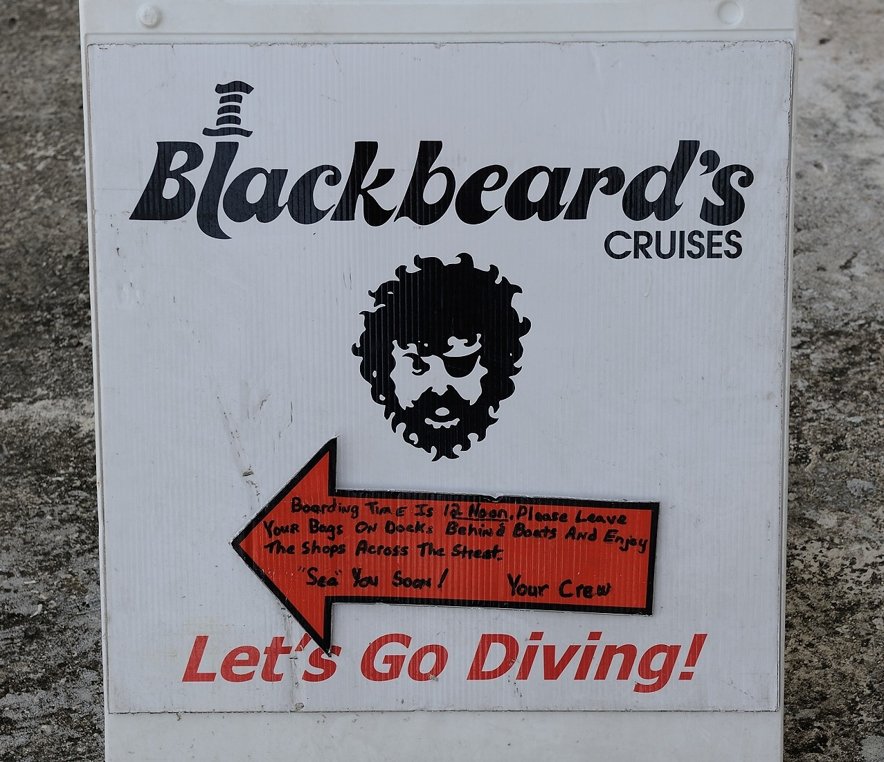 Blackbeard's Cruises