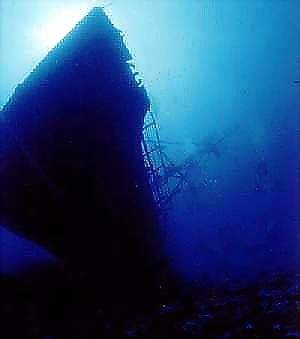 The Antonio Lorenzo Shipwreck
