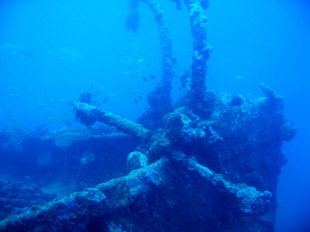 Desiree Shipwreck